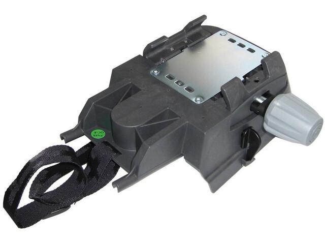 Hamax Rack adapter for Zenith children´s seat grey